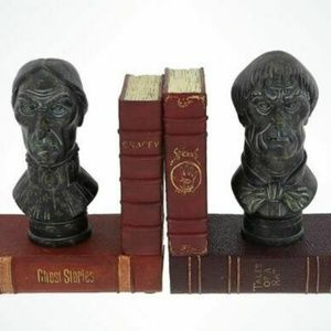 Disney Parks HAUNTED MANSION Bust BOOKENDS
